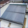 Coletor solar pressurizado de liga de alumínio