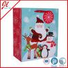 Bolsas de papel baratas grandes del regalo del arte de la Navidad