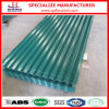 PPGI Color Coated Corrugated Steel Sheet para Roofing