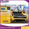 CNC 500W /1kw /2kwのファイバーのステンレス鋼レーザーの打抜き機中国製