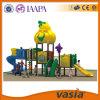 Playground di plastica Outdoor Playground Material e parco di divertimenti di Type Outdoor