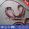 Hochtemperatursilikon-Gummidichtungs-Streifen (SWCPU-R-E027)