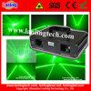 Laser doble Show Equipment de Lens Green para el disco Nightclub de Party