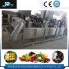 Línea de procesamiento de secado de vegetales frondosos