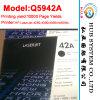 Compatible Q5942A HP / HP Ce390A cartucho de tóner láser (cartuchos originales)