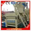 Js1000 de Tweeling Concrete Mixer van de Schacht voor Concrete het Mengen zich Installatie
