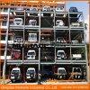 Puzzle meccanico automatizzato del veicolo che fa scorrere l'elevatore di parcheggio dell'automobile del sistema dell'elevatore