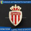 Значка металла высокого качества Pin изготовленный на заказ прочный