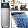 Water solare Heater Compact System con Solar Keymark En12976