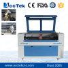 Gravador de madeira Desktop do laser da máquina de estaca da gravura do laser