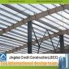 Almacén de acero de la estructura de acero de la azotea del panel de emparedado