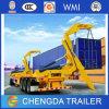 37 tonnes de 20FT 40FT de conteneur d'individu de charge de Sidelifter de remorque de conteneur