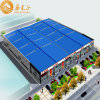 Prefabricated 강철 구조물 차 전시실 (PCH-20)