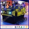 Matériel interactif chaud de parc d'attractions des machines 9d de jeu