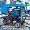 30kw 50MPa Hochdruckwasser-Sandstrahlgerät-Sandstrahlen-Gerät