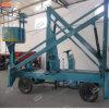 Plate-forme mobile hydraulique approuvée de portance de la CE