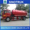 HOWO 4X2 Vacuum Tank Truck, 226HP Suction Sewage Tank Truck