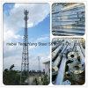 Communicatie van de Antenne van de Microgolf van de heet-verkoop de Tubulaire Toren van de Cel