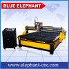 Blauw Goedkoop CNC van de Olifant Plasma en Machine de Om metaal te snijden van het Blad van de Vlam voor het Harde Metaal van het Roestvrij staal