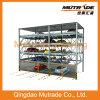 Horizontalement glissement du matériel multiniveaux verticalement mobile de stationnement