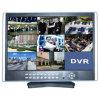 19  CCTV CameraおよびCCTV DVR 16 Channel (WDM-6465L)のためのCCTV TFT LCD Monitor