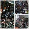 El verano al por mayor de China usado se divierte los zapatos, zapatos de la segunda mano