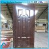 어두운 검은 호두나무 멜라민 문 Panel/MDF 문 피부