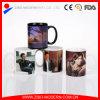 Taza de café de cerámica de la sublimación blanca al por mayor 11oz con las impresiones