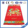 Rotes gedrucktes Badetuch (SST1051)