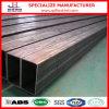 Q235 Q345 rechteckiges Stahlrohr