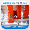 10ton ~ 320ton doppelter Träger-obenliegende Gießerei-Kran-Gießerei-Maschine