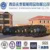El tipo ISO de Yokohama certificó la defensa marina del barco de la nave del caucho natural de la alta calidad