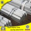 Горячий гальванизированный структурно угол стали Profile100X100X10 равный стальной