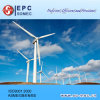 Planta das energias eólicas