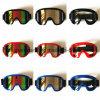 Lunettes en gros de ski de moto de qualité/lunettes de neige (AG020)