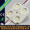 Módulo 5050 do diodo emissor de luz com quatro números de diodo emissor de luz