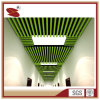 Techo linear de aluminio de la decoración de la certificación casera al por mayor de la ISO