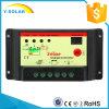 contrôleur d'énergie solaire de 10A 12V/24V pour le système solaire de réverbère avec 10I-Rue de RoHS de la CE