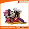 Gorila animosa del castillo de /Jumping del Moonwalk inflable 2017 (T1-508)