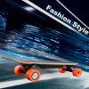 高速Eスクーター4の車輪は電気スケートボード絶食する