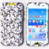 防水5インチ険しいSmartphone 4G Lte Smartphoneちり止めIP68標準