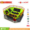 Indoor Park Trampoline, High Quality Playground Trampoline