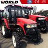Tractor van het Wiel van de Prijs van China de Goede Beste voor Landbouwbedrijf