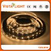 Luz cambiable de la tira LED de 24V SMD2835 para las barras del café/de vino