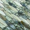 Mozaïek van het Glas van het Kristal van de Tegel van de Vloer van het Restaurant van het Ontwerp van de Besnoeiing van de hand het Kleine