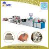 WPC PVC皮の泡の台所ボード広告版のプラスチック放出の機械装置