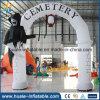 Heißer Festival-Feld-neuer Torbogen-aufblasbarer Halloween-Bogen für Verkauf