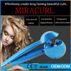 Automatic Curling de cabelo Ferro Steamer Magia modelador de cabelo Rotating