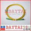 Cordon de connexion de fibre optique de la qualité Sc/APC-FC/APC
