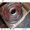 Rode Gevulcaniseerde Zwellende RubberdieStrook Waterstop wijd in Bouw wordt gebruikt